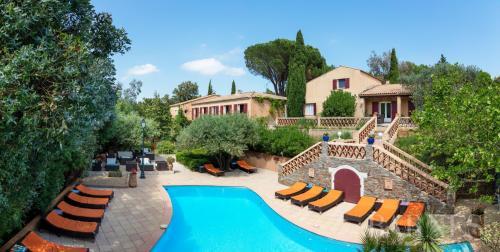 Maison de luxe à vendre GRIMAUD, 700 m², 11 Chambres, 3500000€