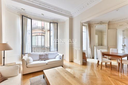 Appartement de luxe à vendre PARIS 7E, 115 m², 3 Chambres, 1950000€