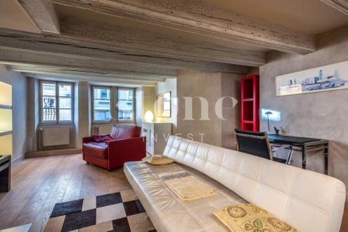 Luxe Appartement te huur Genève, 71 m², 2900CHF/maand