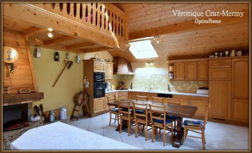 Шале класса люкс на продажу  ABONDANCE, 200 м², 5 Спальни, 590000€