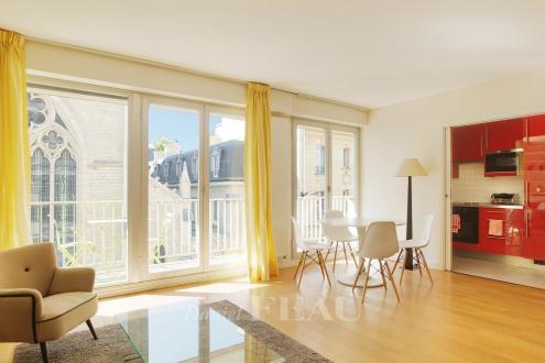Appartement de luxe à louer PARIS 16E, 62 m², 1 Chambres, 2450€/mois