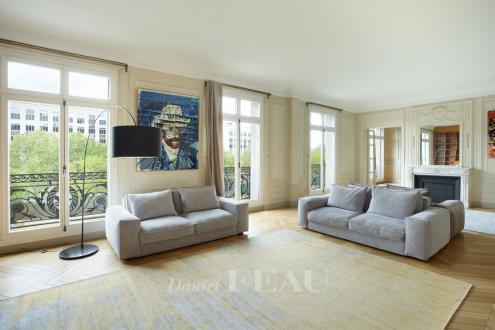 Luxury Apartment for rent PARIS 16E, 305 m², 3 Bedrooms, €9000/month