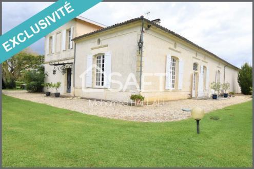 Château / Manoir de luxe à vendre LA BREDE, 350 m², 4 Chambres, 1350000€