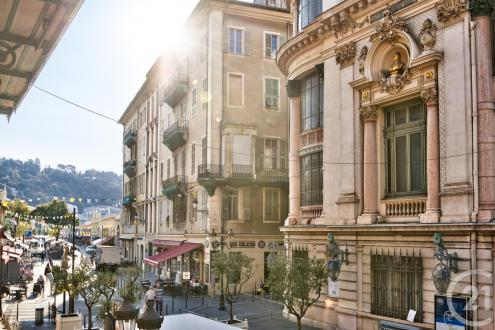 Luxus-Wohnung zu verkaufen Nizza, 70 m², 2 Schlafzimmer, 550000€
