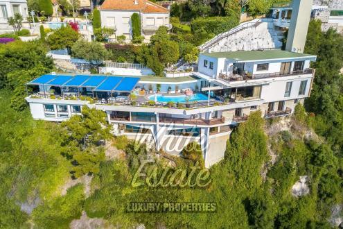 Maison de luxe à vendre ROQUEBRUNE CAP MARTIN, 500 m², 10 Chambres, 7400000€