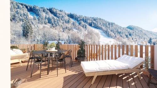 Appartamento nuovo di lusso in vendita LES CARROZ D'ARACHES, 101 m², 3 Camere, 716800€