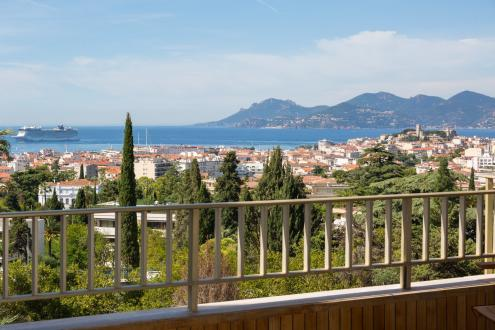 Luxury Apartment for sale CANNES, 125 m², 3 Bedrooms, €1060000