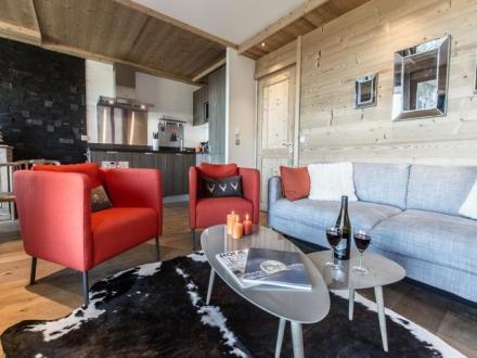 Luxus-Wohnung zu vermieten COURCHEVEL, 67 m², 2 Schlafzimmer,