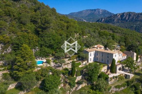 Castello/Maniero di lusso in vendita Nizza, 567 m², 11 Camere