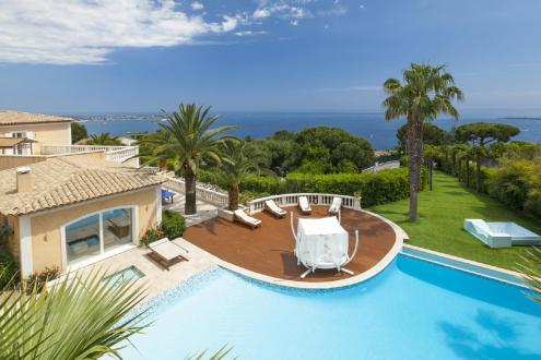 Luxury House for rent CANNES, 400 m², 7 Bedrooms,