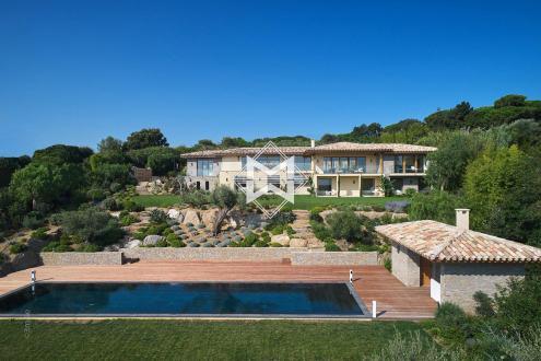 Дом класса люкс в аренду Сен-Тропе, 675 м², 8 Спальни,