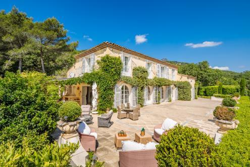 Propriété de luxe à vendre GASSIN, 244 m², 4 Chambres, 4900000€