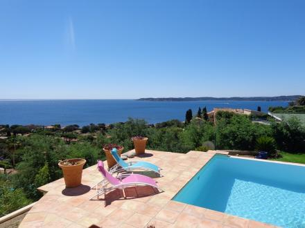 Luxury House for rent SAINTE MAXIME, 160 m², 4 Bedrooms,