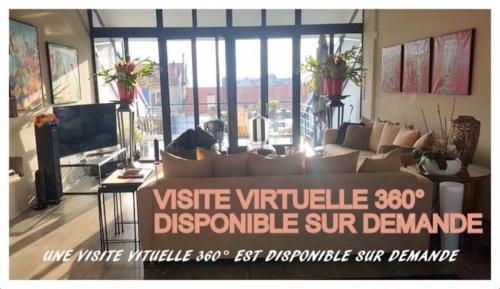 Loft di lusso in vendita CANNES, 180 m², 3 Camere, 949000€