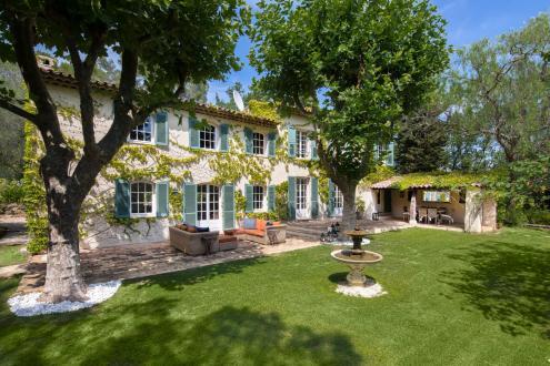 Luxus-Haus zu vermieten VALBONNE, 220 m², 4 Schlafzimmer,