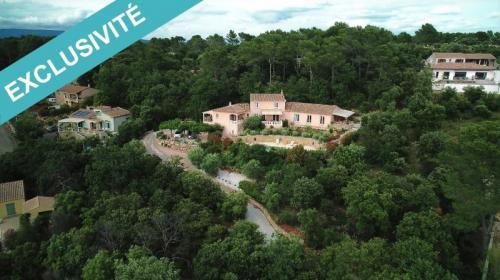 Villa de luxe à vendre LORGUES, 250 m², 6 Chambres, 940000€