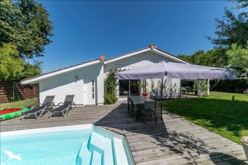 Luxus-Haus zu verkaufen GUJAN MESTRAS, 160 m², 4 Schlafzimmer, 621700€