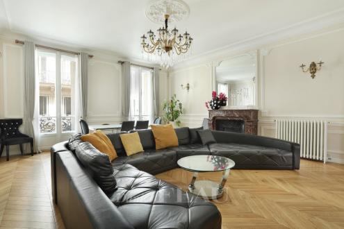 Appartement de luxe à vendre PARIS 8E, 185 m², 5 Chambres, 2995000€