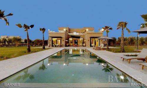 Villa de luxe à vendre MARRAKECH, 400 m², 5 Chambres, 540000€