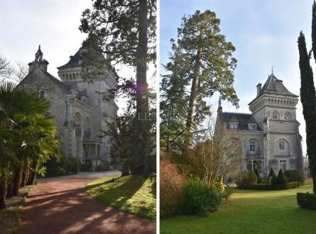 Luxus-Schloss / Herrenhaus zu verkaufen NIORT, 600 m², 6 Schlafzimmer, 1365000€