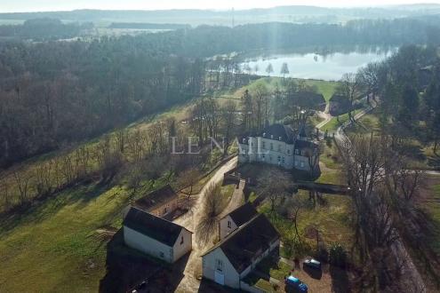 Château / Manoir de luxe à vendre TOURS, 310 m², 4 Chambres, 1740500€