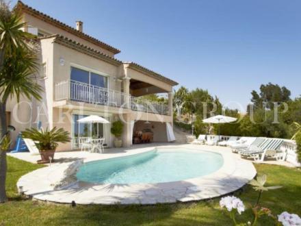 Villa de luxe à vendre VILLENEUVE LOUBET, 200 m², 4 Chambres, 1245000€
