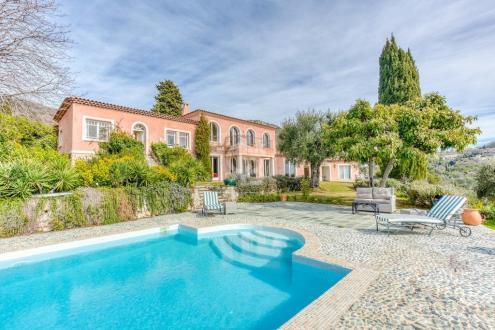 Luxus-Haus zu verkaufen GRASSE, 479 m², 8 Schlafzimmer, 3300000€