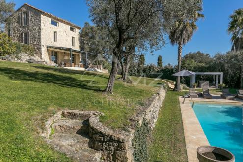 Luxury House for rent MOUGINS, 420 m², 5 Bedrooms,