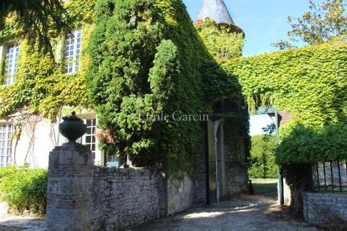 Château / Manoir de luxe à vendre FONTAINEBLEAU, 1200 m², 12 Chambres, 1242000€