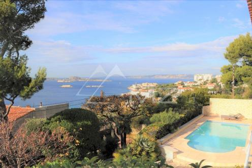 Villa de luxe à vendre MARSEILLE, 335 m², 4 Chambres, 3250000€