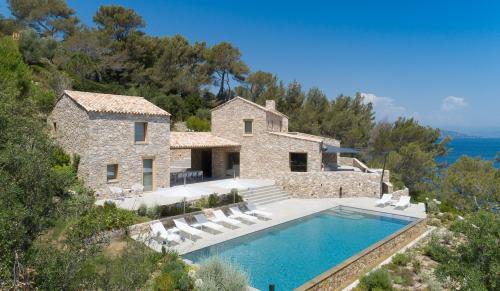 Luxus-Haus zu vermieten SAINT TROPEZ, 450 m², 5 Schlafzimmer,