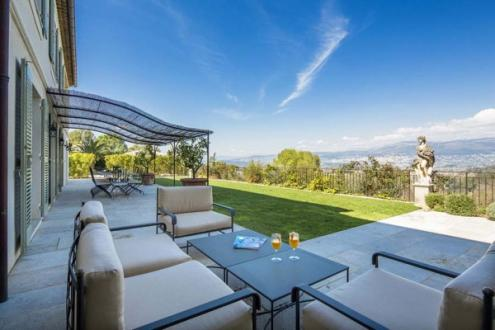 Luxury House for rent MOUGINS, 5 Bedrooms,