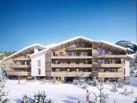 Luxus-Wohnung zu verkaufen CHATEL, 95 m², 3 Schlafzimmer, 785000€