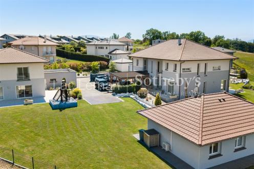 Luxury House for sale CHENS SUR LEMAN, 2600 m², €3440000