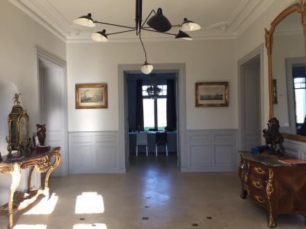 Luxus-Weingut / Reiterhof zu verkaufen BORDEAUX, 1000 m², 8 Schlafzimmer