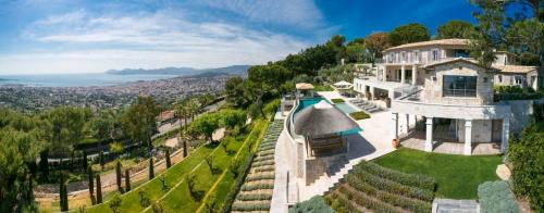 Luxus-Haus zu vermieten CANNES, 500 m², 5 Schlafzimmer,