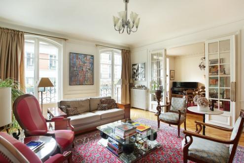 Luxury Apartment for sale PARIS 17E, 147 m², 3 Bedrooms, €2190000