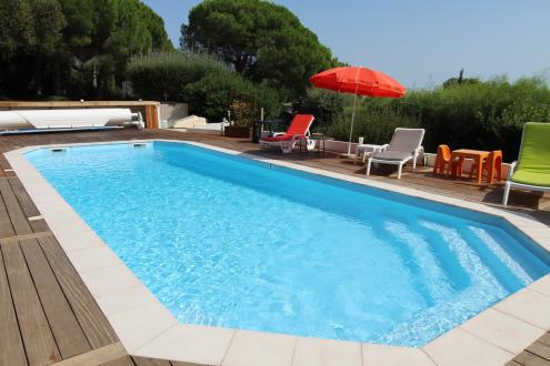 Luxury House for rent SAINTE MAXIME, 160 m², 5 Bedrooms,