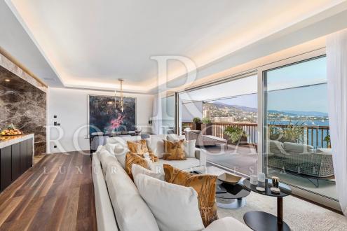 Квартира класса люкс на продажу  Монако, 146 м², 2 Спальни, 17500000€