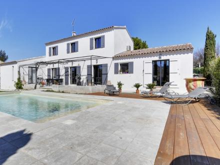 Maison de luxe à vendre MAUSSANE LES ALPILLES, 220 m², 4 Chambres, 1200000€