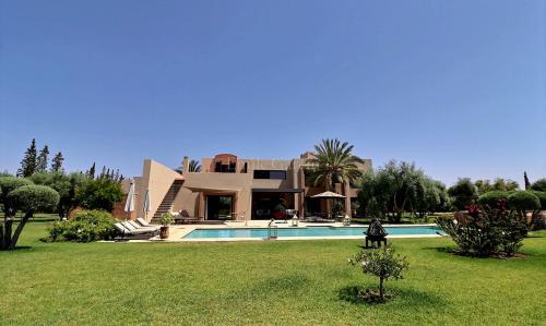 Villa de luxe à vendre MARRAKECH, 500 m², 4 Chambres, 995000€