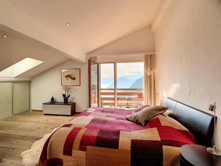 Luxus-Wohnung zu vermieten Verbier, 2 Schlafzimmer