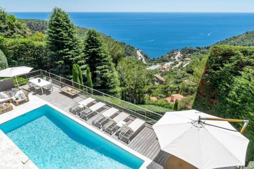 Villa di lusso in affito EZE, 300 m², 7 Camere