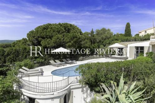 Maison de luxe à louer SAINT TROPEZ, 300 m², 5 Chambres,