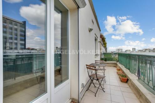 Appartement de luxe à vendre PARIS 19E, 44 m², 1 Chambres, 560000€