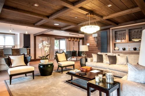 Luxury Apartment for rent COURCHEVEL, 223 m², 4 Bedrooms,