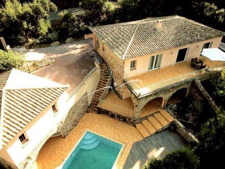 Villa de luxe à vendre BORMES LES MIMOSAS, 180 m², 1990000€