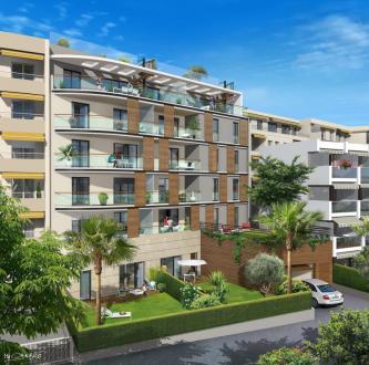 Luxus-Wohnung zu verkaufen ANTIBES, 105 m², 3 Schlafzimmer, 1316000€