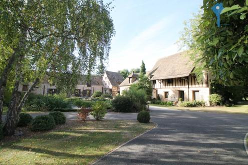 Luxury House for sale PACY SUR EURE, 690 m², 10 Bedrooms, €1350000