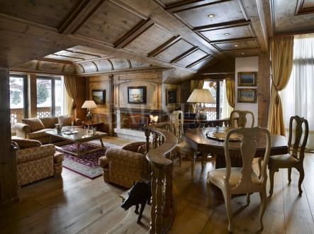 Luxury Apartment for rent COURCHEVEL, 140 m², 3 Bedrooms,